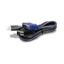Cablu KVM Trendnet TK-CU06 1.83m