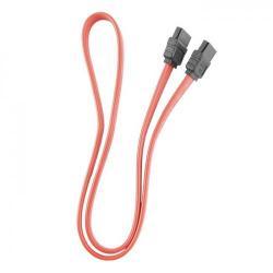 Cablu Qoltec SATA R/A - R/A 0.5m