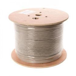 Cablu Qubs FTP Cat.5e, 24AWG, 1m