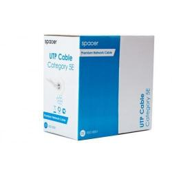 Cablu Spacer UTP cat. 5E, Cupru-Aluminu, 1m
