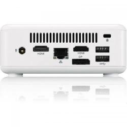 Calculator ASRock Beebox N3000, Intel Celeron Dual Core N3000, No RAM, No HDD, Intel HD Graphics, no OS, White