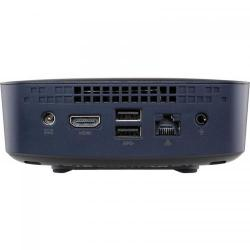 Calculator ASUS VivoMini UN45H-DM017Z, Intel Pentium Quad-Core N3700, RAM 2GB, SSD 32GB, Intel HD Graphics, Windows 10, Midnight Blue
