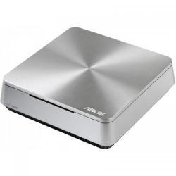 Calculator ASUS VivoPC VM42, Intel Celeron Dual Core 2957U, RAM 4GB, HDD 500GB, Intel HD Graphics, Free DOS, Silver