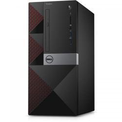 Calculator Dell Vostro 3668 MT, Intel Core i5-7400, RAM 8GB, SSD 256GB, Intel HD Graphics 630, Linux