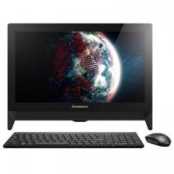 Calculator Lenovo IdeaCentre C20 AIO, Intel Celeron Dual Core J3060, 19.5inch, RAM 4GB, HDD 500GB, Intel HD Graphics 400, Free Dos, Black
