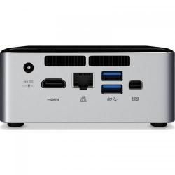 Calculator Next Unit of Computing Intel NUC6I3SYK, Intel Core i3-6100U, No RAM, No HDD, Intel HD Graphics 520, No OS