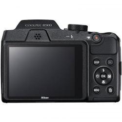 Camera foto Bridge Nikon COOLPIX B500, 16.76MP, Black
