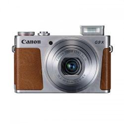 Camera Foto Canon PowerShot G9x 20.2MP, silver