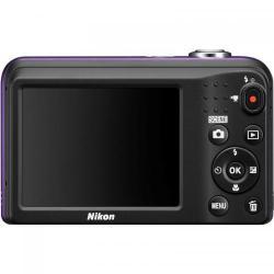 Camera Foto Compacta Nikon COOLPIX A10, 16.1MP, Purple lineart