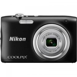 Camera foto compacta Nikon COOLPIX A100, 20.1MP, Black