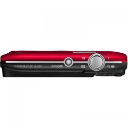 Camera foto compacta Nikon COOLPIX A100, 20.1MP, Red