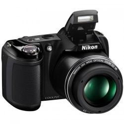 Camera foto Nikon COOLPIX L320 16Mp, Black