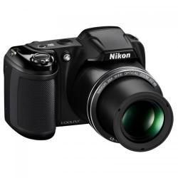 Camera Foto Nikon COOLPIX L340 20MP, black