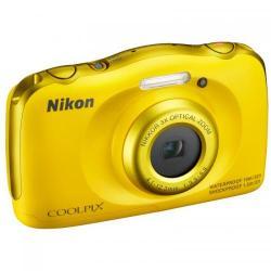 Camera foto Nikon COOLPIX S33 Backpack Kit, 14.17Mp, Yellow