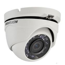 Camera HD Dome Hikvision DS-2CE56C0T-IRM, 1MP, Lentila 3.6mm, IR 20m