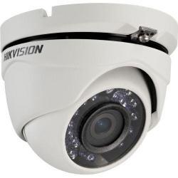 Camera HD Dome Hikvision DS-2CE56C0T-IRMF, 1MP, Lentila 2.8mm, IR 20m