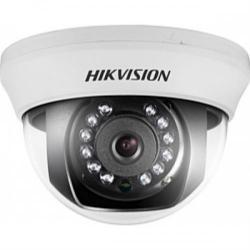 Camera HD Dome Hikvision DS-2CE56C0T-IRMM, 1MP, Lentila 2.8mm, IR 20m