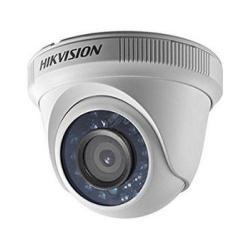 Camera HD Dome Hikvision DS-2CE56D0T-IR, 2MP, Lentila 6mm, IR 20m