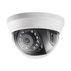 Camera HD Dome Hikvision DS-2CE56D0T-IRMM, 2MP, Lentila 3.6mm, IR 20m
