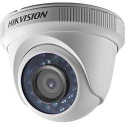 Camera HD Dome Hikvision DS-2CE56D0T-IRPF, 2MP, Lentila 3.6mm, IR 20m