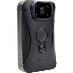 Camera video actiune Transcend DrivePro Body 10, Full HD, Black
