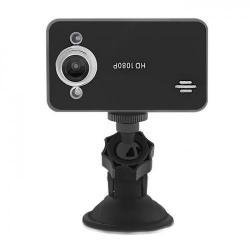 Camera video auto Qoltec 50209 Full HD, 2.4inch, Black