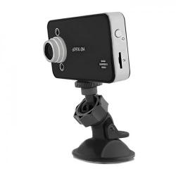 Camera video auto Qoltec 50209 Full HD, 2.4inch, Black