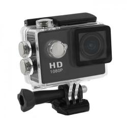 Camera video sport Qoltec 50219, 2.0inch, Waterproof, Full HD, Black