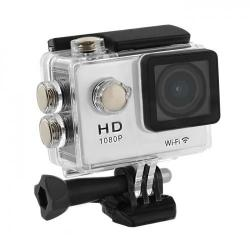 Camera Video Sport Qoltec 50220 Waterproof, 2.0inch, Full HD, Silver