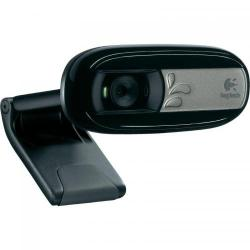 Camera Web Logitech C170, Black