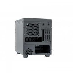 Carcasa Chieftec Gamer Cube CI-01B-350GPB, Black, 350W