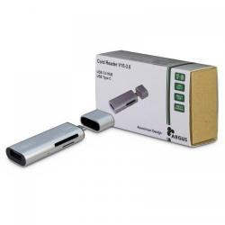 Card reader Inter-Tech Argus V15-3.0, USB 3.0