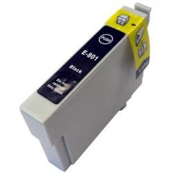 Cartus Cerneala Compatibil Epson T0801 BK