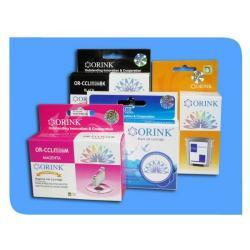 Cartus Cerneala ORINK Cyan Compatibil - Epson Stylus D68, D68PE, D88, D88PE, DX3800, DX3850, DX4200, DX4250, DX4800, DX4850, DX5850
