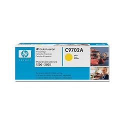 Cartus Toner HP C9702A Yellow