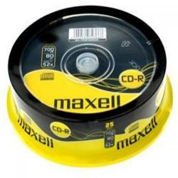 CD-R Maxell 52x, 700MB, 10 buc