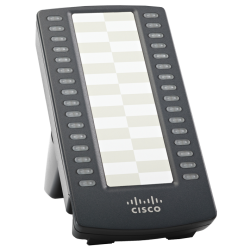 Cisco SPA500S Expansion Module 32 Button