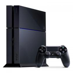 Consola Sony PlayStation 4 1TB black