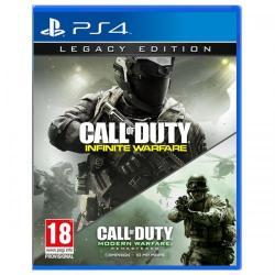 Consola Sony PlayStation 4 Slim 1TB Black + Call of Duty Infinite Warfare Legacy Edition