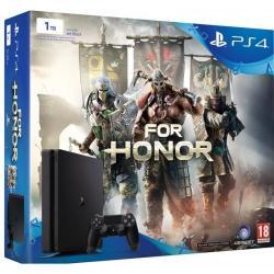 Consola Sony PlayStation 4 Slim 1TB Black + For Honor