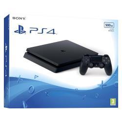 Consola Sony PlayStation 4 Slim 500GB Black