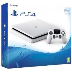 Consola Sony PlayStation 4 Slim 500GB White