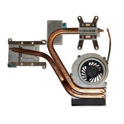 Cooler CPU Notebook MSI MegaBook EX600 E32-0900480-TA9, radiator + ventilator