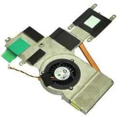 Cooler CPU Notebook MSI MegaBook M670 E32-1700034-TA9, radiator + ventilator