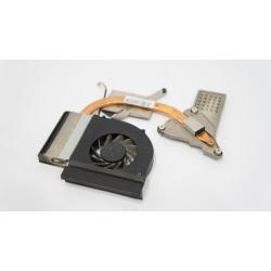 Cooler+heatsink notebook HP Compaq CQ61, Refurbished