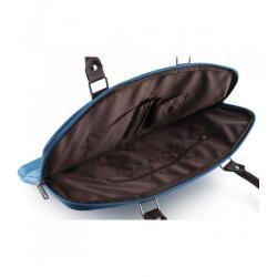 Geanta Modecom Charlton Blue pentru laptop de 15.6inch