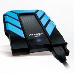 Hard Disk Portabil A-Data DashDrive HD710 1TB, albastru, 2.5inch