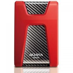 Hard Disk Portabil A-Data Durable HD650, 1TB, 2.5inch, Red