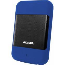 Hard disk portabil A-Data HD700 1TB, USB 3.0, 2.5inch, Waterproof Albastru
