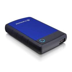 Hard Disk Portabil Transcend 25H3B 1TB, blue, USB3.0
